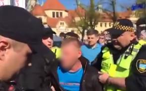Sopot: straż i policja zatrzymują sprzedawcę waty cukrowej