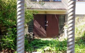 Opuszczony dom w Strzyży