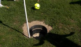 Testowaliśmy Footgolf w Przywidzu