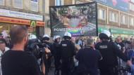 Przepychanki z policją podczas Marszu Równości