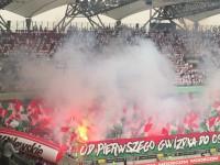 Pierwsze race już przed meczem Legia - Lechia