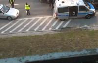 Zatrzymanie samochodu na Morskiej w Gdyni