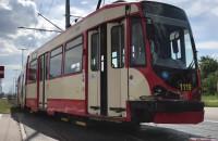 Kolizja z udziałem tramwaju w Nowym Porcie
