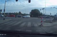 Policyjne zawody w kierowaniu ruchem drogowym