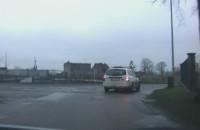 Objazd korka na Podwalu Przedmiejskim