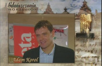 Gdańszczanin Roku - Adam Korol