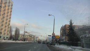 Źle ustawione znaki drogowe