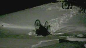 Zimowa wyprawa  Grupy Rowerowej 3miasto