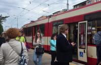Psuje się kolejny tramwaj nr 12