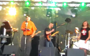 3 City Stompers Flader Festiwal 2017 - Tarantino and .. Brzezno
