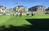 Trening kadry Portugalii w Gdyni
