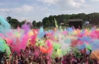 Pierwsza tęcza kolorów na festiwalu w Gdańsku