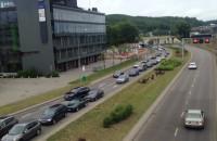 Zwycięstwa zamknięta, Droga Gdyńska zakorkowana