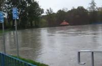 Wylał zbiornik w Matemblewie
