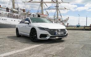Arteon - nowy Volkswagen