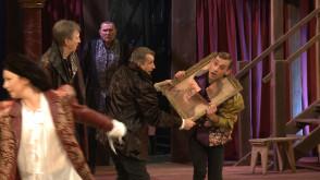 Zakochany Szekspir w Teatrze Szekspirowskim