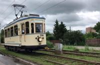 Historyczna linia tramwajowa na Stogach