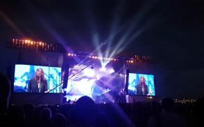Foo Fighters na Open'erze