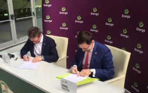 Przedłużenie umowy między Lechią a Energą