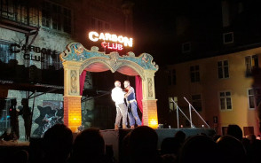"""""""Carbon Club"""" na Festiwalu FETA"""