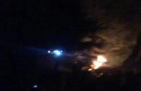 Zdjęcie Do pożaru na ul .Łużyckiej