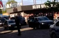 Przyjazd i Odjazd pary Książęcej w Gdańsku