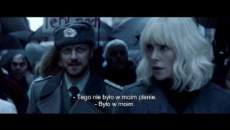 Atomic Blonde - zwiastun