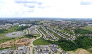 Osiedla mieszkaniowe na Szadókach i w Rębowie