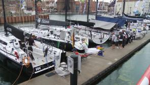 Zagraniczni żeglarze oceniają Gdańsk i jego mieszkańców