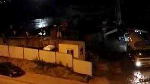 Wieczorny hałas na Ujeścisku