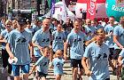1300 osób goniło w Gdańsku św. Dominika