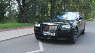 Rolls-Royce Ghost: ikona perfekcji