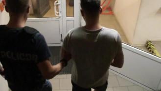 Zatrzymanie mężczyzn, którzy uwięzili 18-latkę