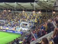 Arka w meczu ze Śląskiem od 0:2 na 2:2