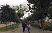 Muzyka z latarni w Sopocie