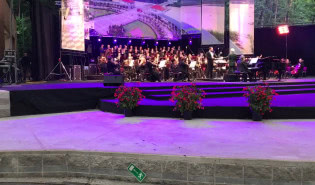 Koncert dla mieszkanców Sopotu w Operze Leśnej