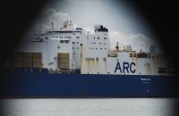 """Amerykański statek """"Endurance"""""""