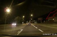 Karygodne zachowanie trójmiejskich rowerzystów