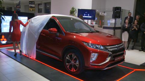 Nowy SUV od Mitsubishi