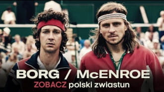 Borg/McEnroe. Między odwagą a szaleństwem - zwiastun