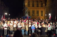 Wspólne Gdańskie Śpiewanie Pieśni Patriotycznych 2017