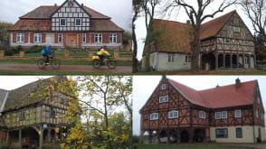 Domy podcieniowe Żuław Gdańskich