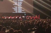 Finał koncertu La La Land w Gdynia Arenie