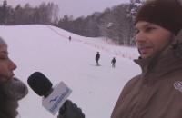 Stok narciarski na Łysej Górze w Sopocie