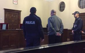 Incydent podczas posiedzenia sądu