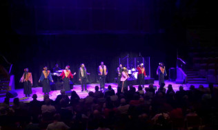 Piosenki Adele w wykonaniu Harlem Gospel Choir