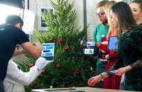 Kartka świąteczna 2017 - MAKING OF