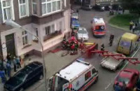 Wypadek na Wajdeloty w Gdańsku