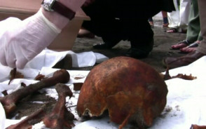 Szczątki żołnierza z Letnicy ekshumowane