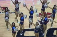 Cheerleaders Gdynia w NBA
